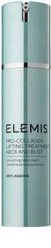 Elemis Anti-Ageing Pro-Collagen vyhlazující krém na krk a dekolt