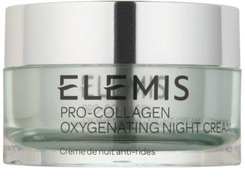 Elemis Anti-Ageing Pro-Collagen crema de noapte antirid