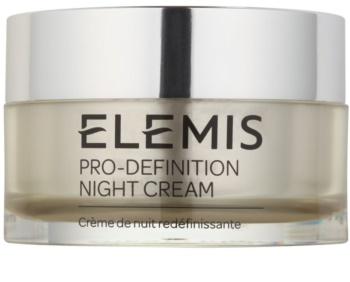 Elemis Anti-Ageing Pro-Definition creme reafirmante de noite com efeito lifting para pele madura