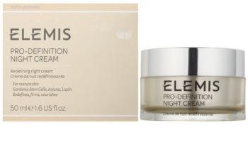 Elemis Anti-Ageing Pro-Definition Lifting en Versterkende Nachtcrème  voor Rijpe Huid