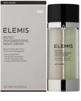 Elemis Anti-Ageing Biotec energizujúci nočný krém