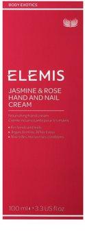 Elemis Body Exotics nährende Creme für Hände und Fingernägel