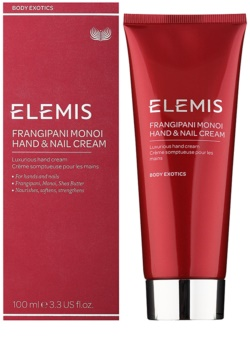 Elemis Body Exotics crema de lux pentru maini si unghii