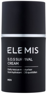 Elemis Men crema hidratanta de zi cu protectie solara pentru piele sensibila si iritabila
