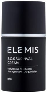 Elemis Men denný hydratačný a ochranný krém pre citlivú a podráždenú pleť