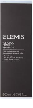 Elemis Men pěnivý gel na holení s chladivým účinkem