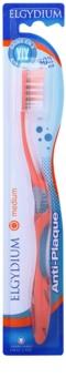 Elgydium Anti-Plaque zubní kartáček medium