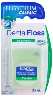 Elgydium Clinic Fluoride nić dentystyczna