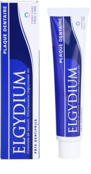 Elgydium Dental Plaque pasta zapobiegająca płytce nazębnej
