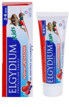 Elgydium Kids zubní pasta pro děti