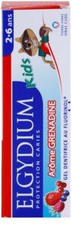 Elgydium Kids pasta de dientes para niños