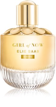 Elie Saab Girl of Now Shine eau de parfum per donna 90 ml