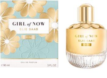 Elie Saab Girl of Now Shine eau de parfum pour femme 90 ml