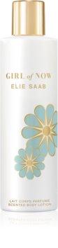 Elie Saab Girl of Now Body lotion für Damen 200 ml