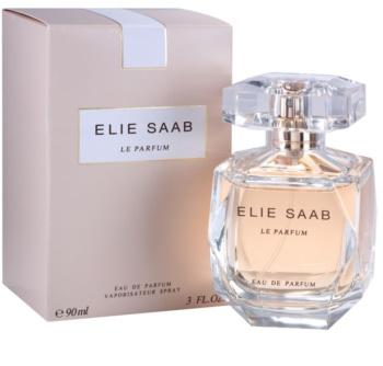 Elie Saab Le Parfum Eau de Parfum voor Vrouwen  90 ml