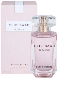 Elie Saab Le Parfum Rose Couture Eau de Toilette für Damen 50 ml
