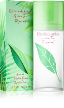 Elizabeth Arden Green Tea Tropical Eau de Toilette für Damen 100 ml