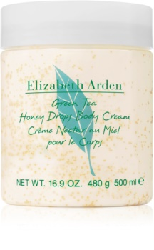 Elizabeth Arden Green Tea Honey Drops Body Cream Bodycrème voor Vrouwen  500 ml