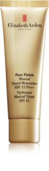 Elizabeth Arden Pure Finish Mineral Tinted Moisturizer Toning Cream SPF 15