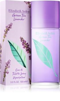 Elizabeth Arden Green Tea Lavender eau de toilette pentru femei 100 ml