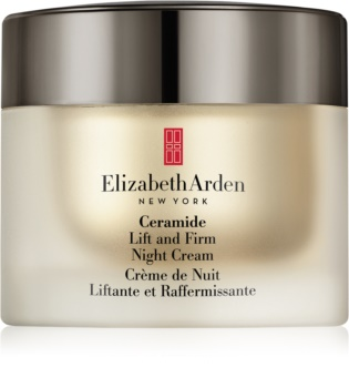 Elizabeth Arden Ceramide Lift and Firm Night Cream creme de noite