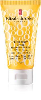 Elizabeth Arden Eight Hour Cream Sun Defense For Face crema abbronzante viso SPF 50