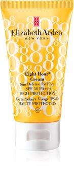 Elizabeth Arden Eight Hour Cream Sun Defense For Face Face Sun Cream  SPF50
