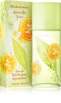 Elizabeth Arden Green Tea Yuzu eau de toilette pour femme 100 ml