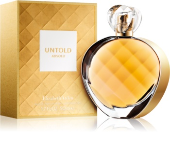 Elizabeth Arden Untold Absolu Parfumovaná voda pre ženy 50 ml