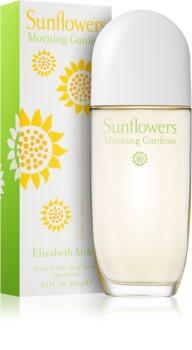 Elizabeth Arden Sunflowers Morning Garden Eau de Toilette Damen 100 ml