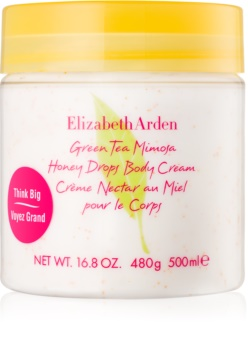 Elizabeth Arden Green Tea Mimosa Body Cream for Women 500 ml