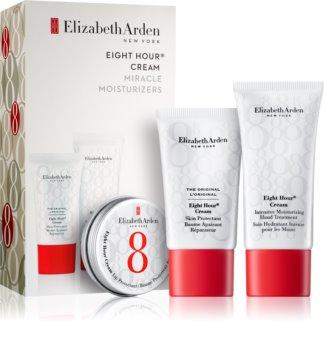 Elizabeth Arden Eight Hour Cream Miracle Moisturizers coffret II. para mulheres