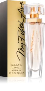 Elizabeth Arden My Fifth Avenue parfémovaná voda pro ženy 50 ml