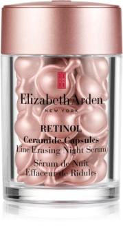 Elizabeth Arden Retinol Ceramide Capsules Line Erasing Night Serum Night Serum In Capsules