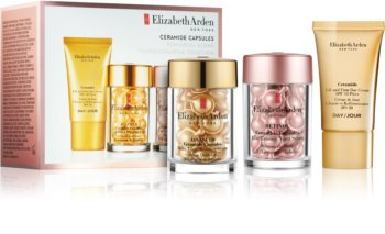Elizabeth Arden Ceramide Capsules Cosmetica Set  I. (voor Huid Versteviging ) voor Vrouwen