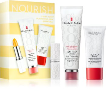 Elizabeth Arden Eight Hour Nourishing Skin Essentials kit di cosmetici III. (protezione della pelle) da donna