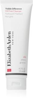 Elizabeth Arden Visible Difference Oil-Free Cleanser čistilna penasta krema za mastno kožo