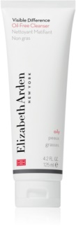 Elizabeth Arden Visible Difference Oil-Free Cleanser Cleansing Foaming Cream For Oily Skin