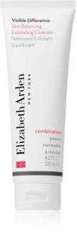 Elizabeth Arden Visible Difference Skin Balancing Exfoliating Cleanser Foaming Peeling for Normal and Combination Skin