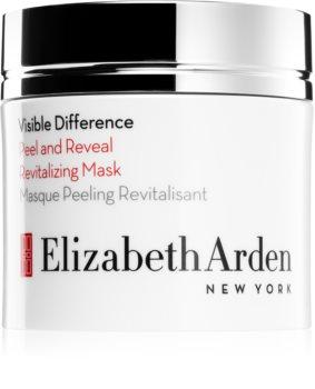 Elizabeth Arden Visible Difference Peel & Reveal Revitalizing Mask Återvitaliserande exfolierande peel-off mask