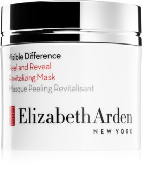 Elizabeth Arden Visible Difference Peel & Reveal Revitalizing Mask Revitalising Exfoliating Peel-Off Mask