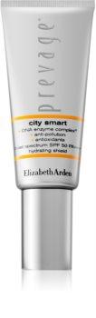 Elizabeth Arden Prevage City Smart Broad Spectrum SPF 50 Hydrating Shield dnevna vlažilna in zaščitna krema SPF 50