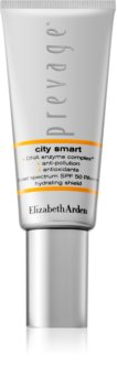 Elizabeth Arden Prevage City Smart Broad Spectrum SPF 50 Hydrating Shield Moisturizing and Protecting Day Cream SPF 50