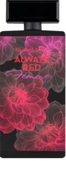 Elizabeth Arden Always Red Femme eau de toilette pour femme 100 ml