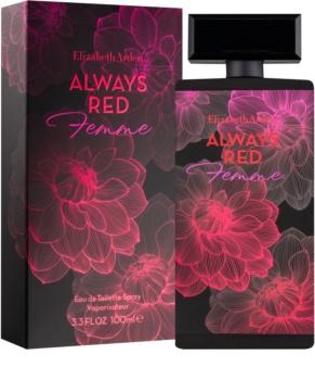 Elizabeth Arden Always Red Femme eau de toilette nőknek 100 ml