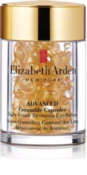 Elizabeth Arden Ceramide Advanced Daily Youth Restoring Eye Serum serum za oči v kapsulah