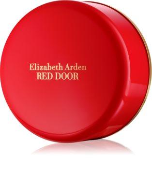 Elizabeth Arden Red Door Perfumed Body Powder telový púder pre ženy 75 g