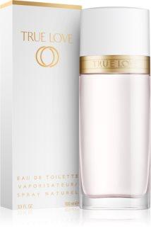 Elizabeth Arden True Love Eau de Toilette für Damen 100 ml