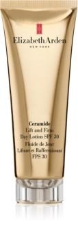 Elizabeth Arden Ceramide Plump Perfect Ultra Lift and Firm Moisture Lotion emulsie hidratanta cu efect lifting