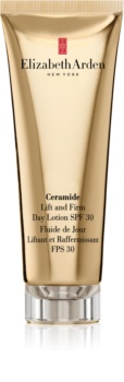 Elizabeth Arden Ceramide Plump Perfect Ultra Lift and Firm Moisture Lotion émulsion hydratante effet lifting